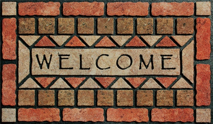 welcome-brick